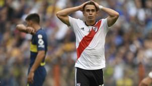 Rafael Santos Borre Boca River Final Copa Libertadores 11112018