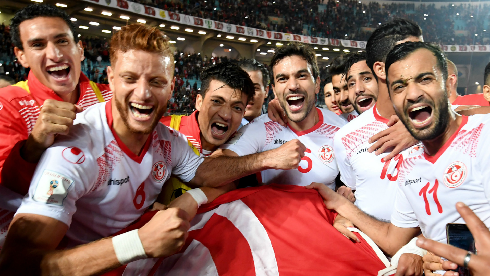 Tunisia World Cup