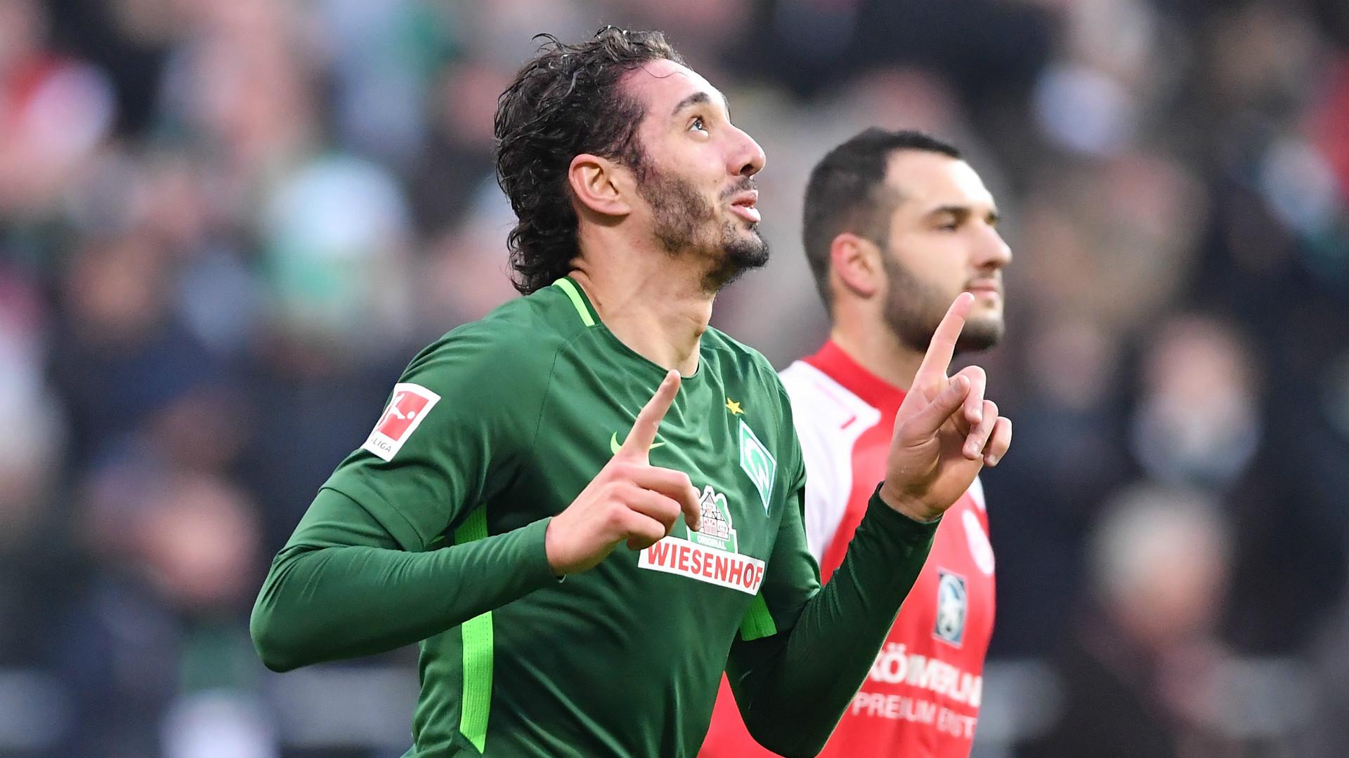 Offiziell: Ishak Belfodil wechselt von Werder Bremen zu 1899 Hoffenheim