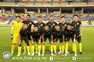 Malaysia U22, friendly, 22062017