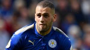 Brendan Rodgers provides update on Slimani's future at Leicester City