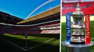 Wembley Stadium FA Cup trophy