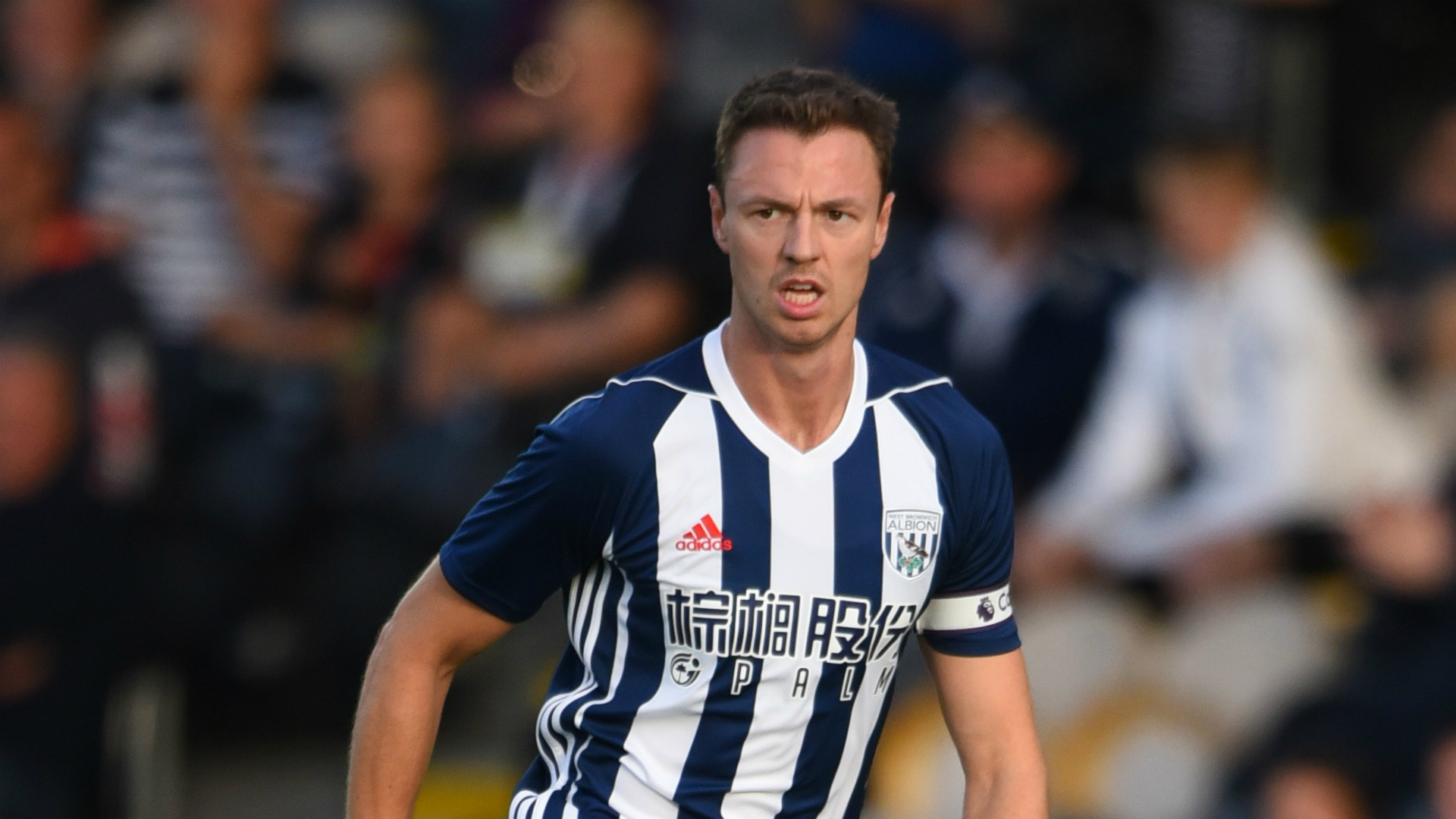 Manchester City 'have £18m Jonny Evans bid rejected'