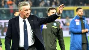 Ancelotti Genoa Napoli