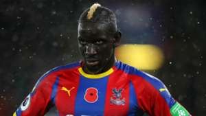 Mamadou Sakho Crystal Palace 2018-19