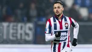 Fran Sol, Willem II, Eredivisie 12022017