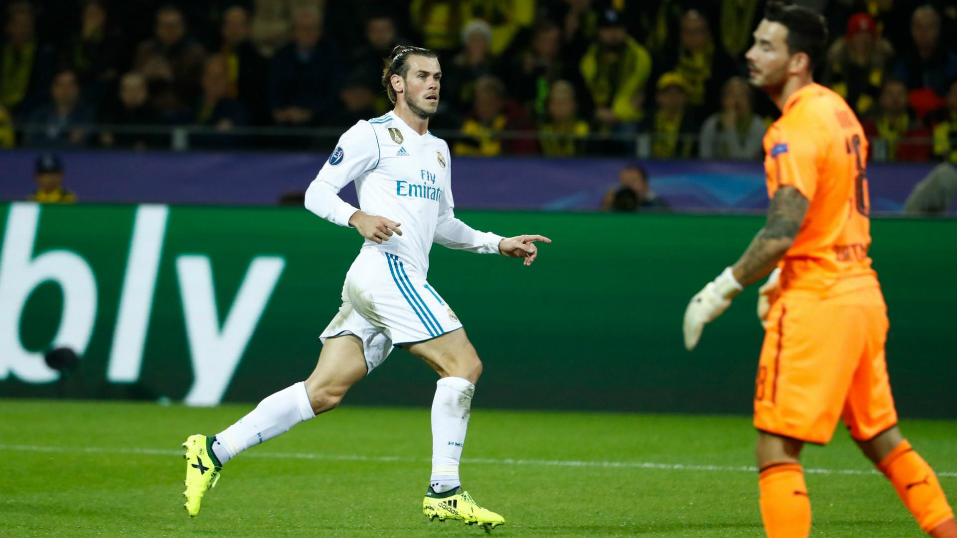Bale goal Dortmund