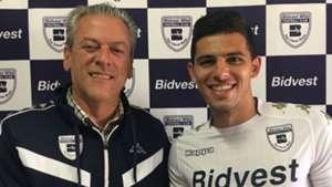 Bidvest Wits, Jose Ferreira & Anthony Gordinho