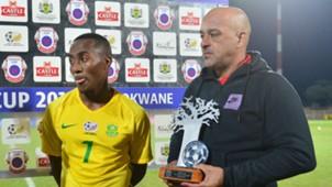 Lebohang Maboe & Owen Da Gama, South Africa, June 2018
