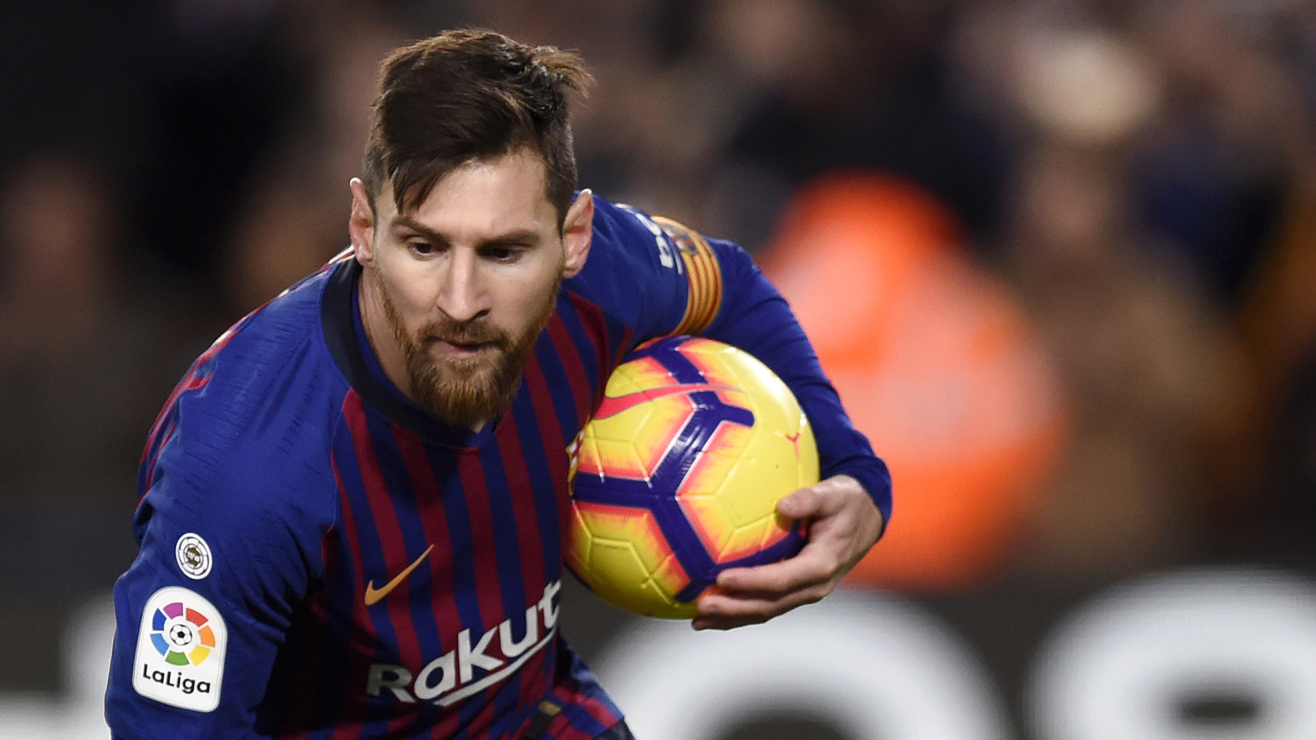 Barcelona coach Valverde confident Messi injury not serious