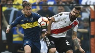 Buffarini Pratto Boca River Final Copa Libertadores 2018
