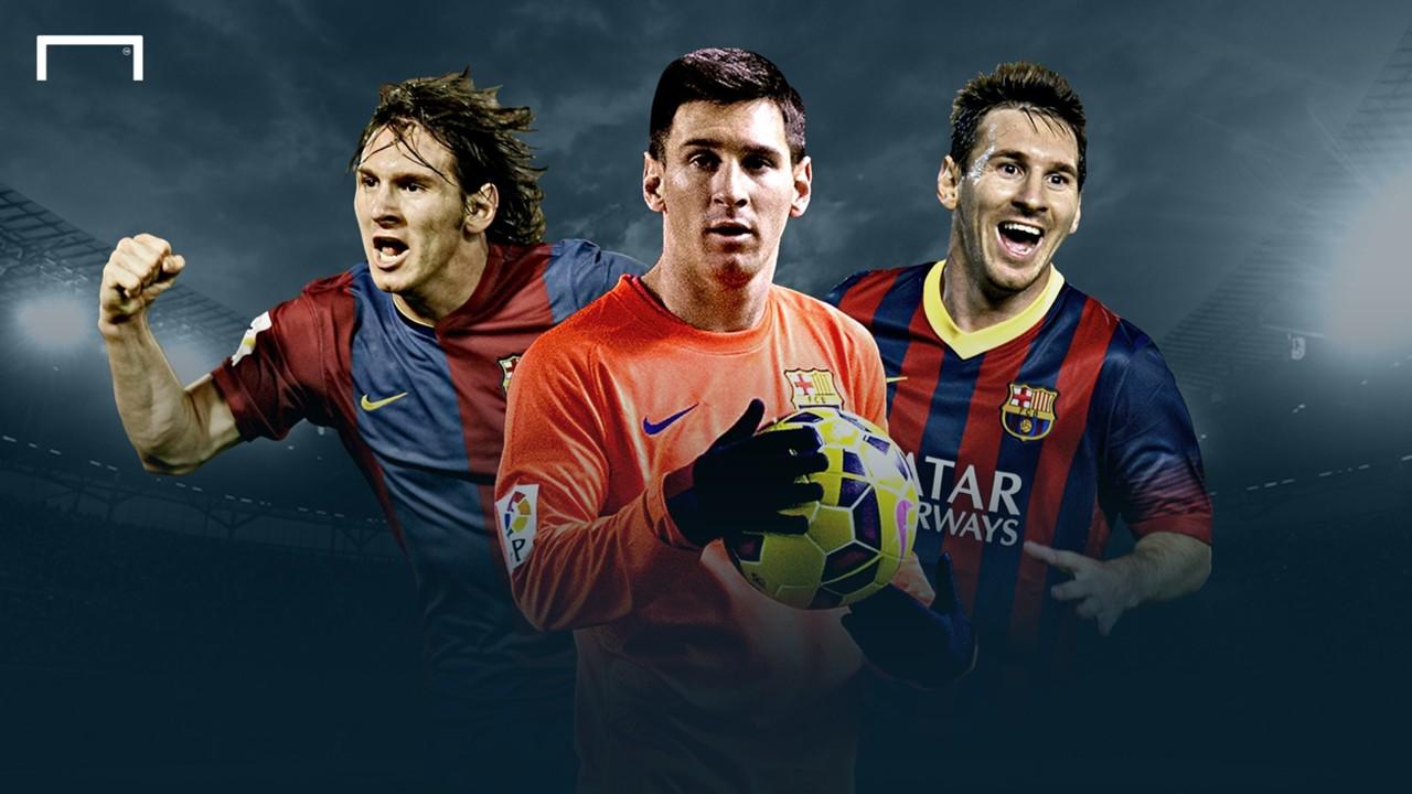 Koleksi Hat-Trick Lionel Messi Sepanjang Kariernya