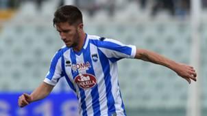 Stefano Pettinari Pescara Empoli Serie A 11062016