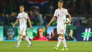 PSG Bayern UEFA Champions League 27092017