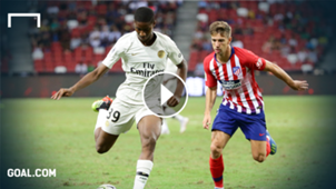 PSG Atletico Madrid ICC 2018 Highlights