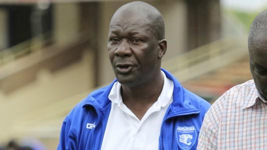AFC Leopards coach Robert Matano