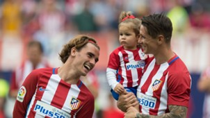 Fernando Torres Giezmann Atletico Madrid