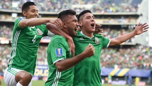 Hedgardo Marin Hugo Ayala Edson Alvarez Mexico