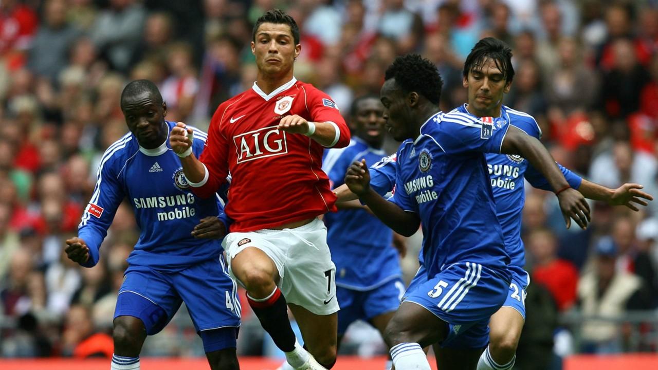 Manchester United Chelsea FA Cup Cristiano Ronaldo