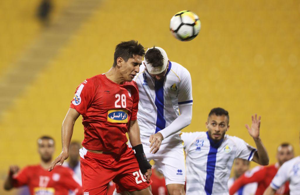 Al Gharafa v Tractorsazi Tabriz; AFC Champions League
