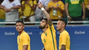 Gabigol Neymar Jesus Brazil