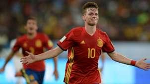 España Mundial sub 17