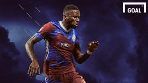 Antonio Rudiger Chelsea Premier League GFX