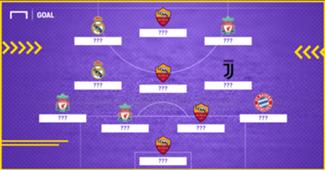 UCL Quarter Final Best XI