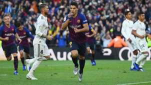 Luis Suarez Barcelona Real Madrid 28102018