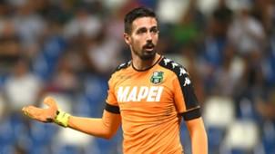Andrea Consigli, Sassuolo, Serie A
