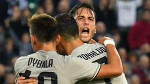 Rodrigo Bentancur Cristiano Ronaldo Juventus 2018-19