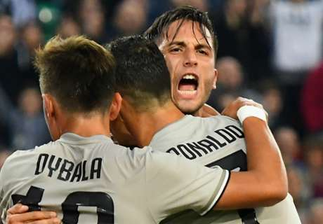 Brilliant Bentancur rivalling Ronaldo as Juve's top player