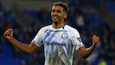 Dominic Calvert-Lewin Everton 2018-19