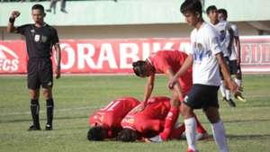 Persis Solo vs Cilegon United Liga 2