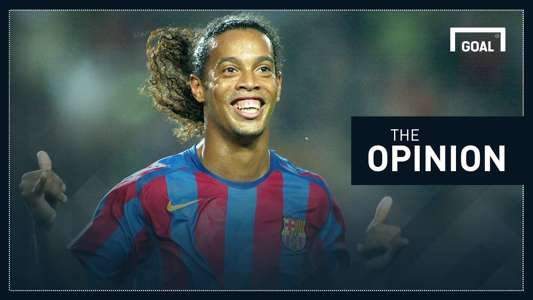 OPINION : โรนัลดินโญ - ฟุตบอลที่ดีควรมีรอยยิ้ม