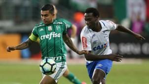 Dudu Luis Caicedo Palmeiras Cruzeiro Copa do Brasil 28062017