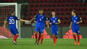 France U17 Honduras U17