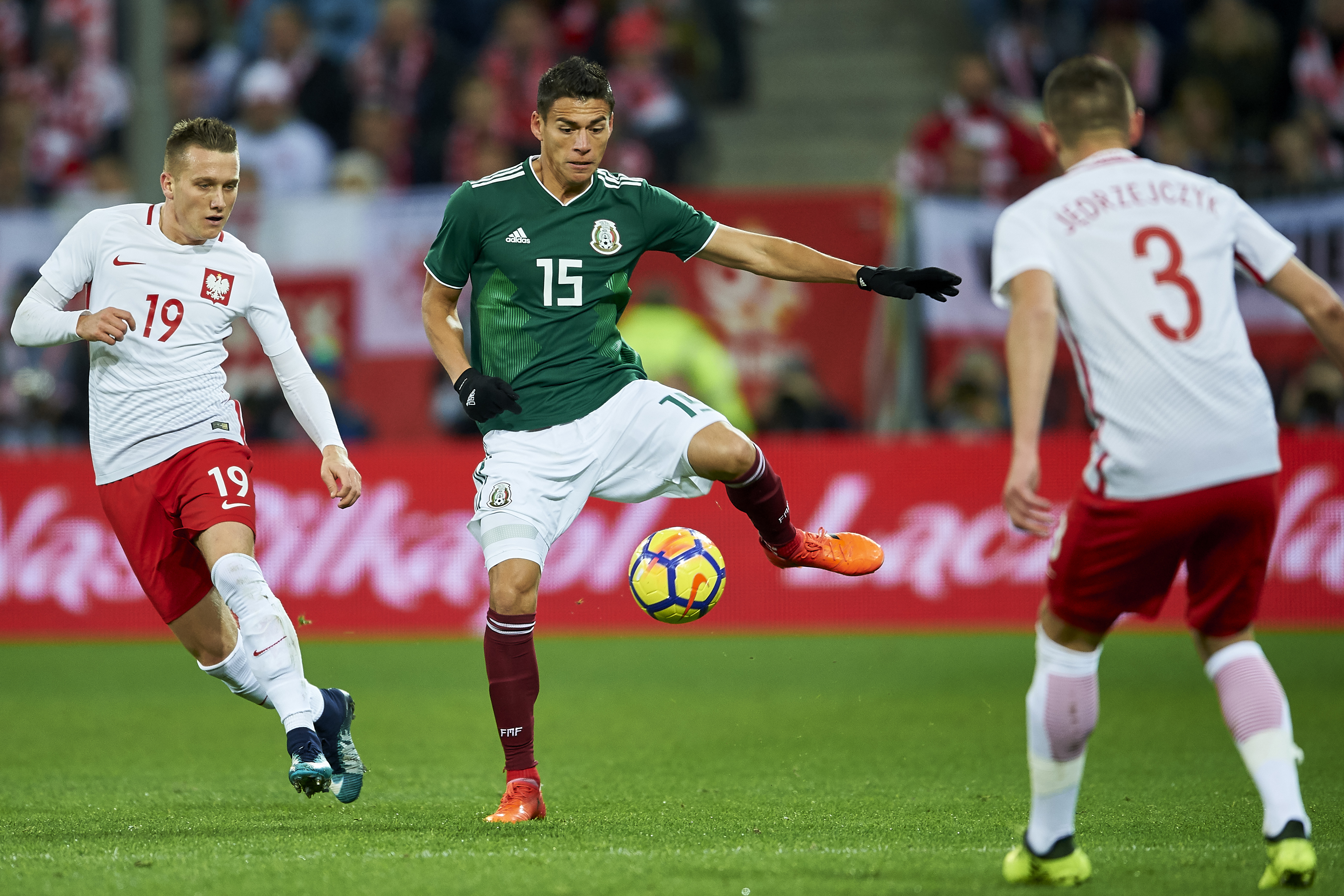 México vs Polonia