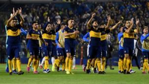 Boca Athletico Paranaense Copa Libertadores Octavos de final Vuelta