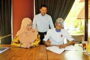 Siti Zubaidah Jabar, Adi Harmizi Ariffin, Rajagobal Krishnasamy, PKNS FC, 10102018