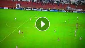 video gol romero gamarra huracan