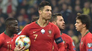 Cristiano Ronaldo Portugal 2019-20