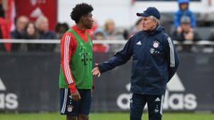 Alaba Heynckes Bayern 09102017