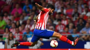 Diego Costa Atletico Madrid Huesca La Liga 2018