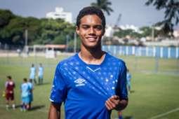 João Mendes é filho de Ronaldinho Gaúcho