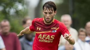 Joris van Overeem, AZ, Eredivisie, 07012017