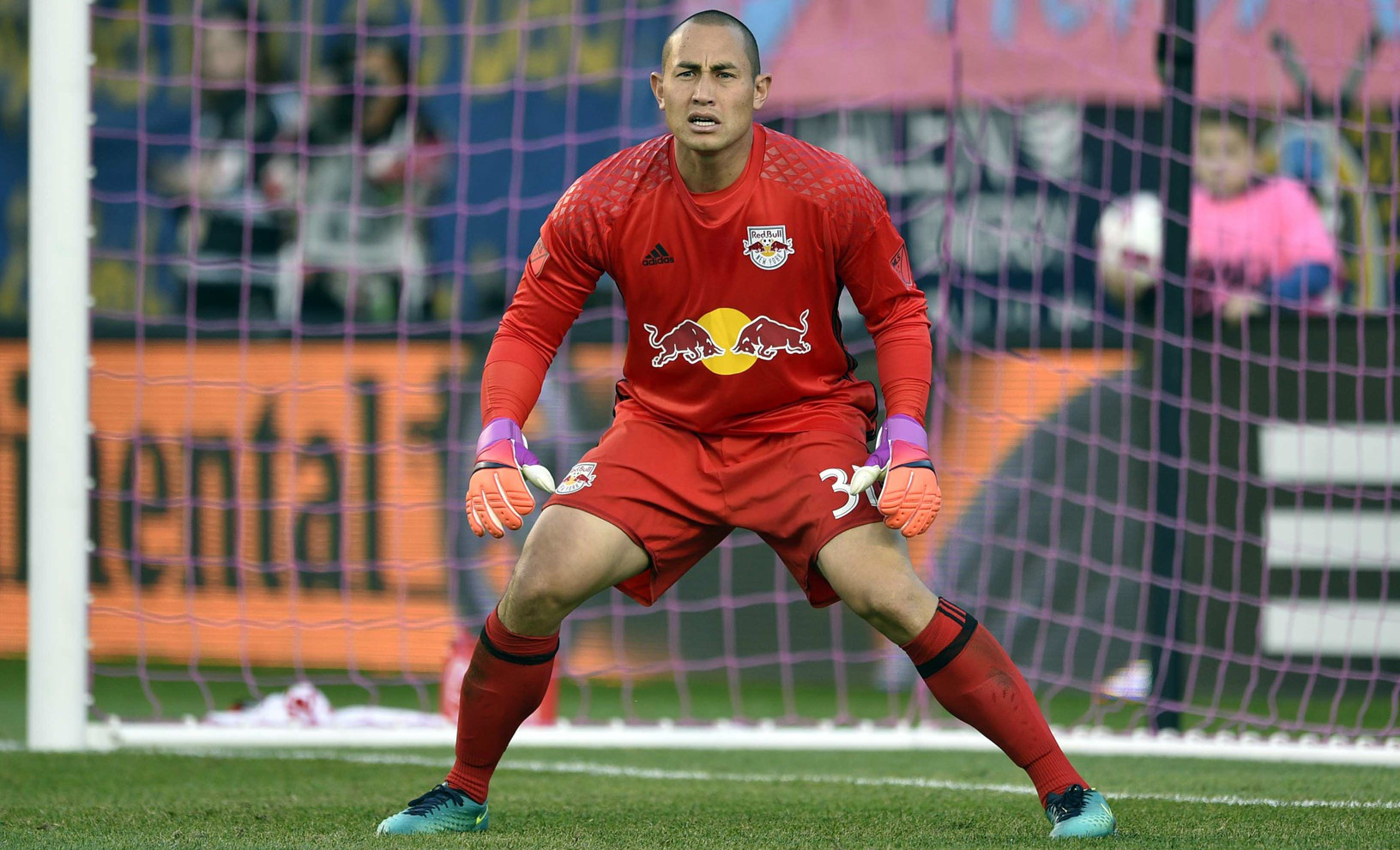 Luis Robles MLS Red Bulls 10232016