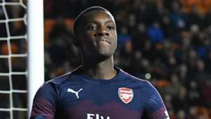 Eddie Nketiah Arsenal 2018-19