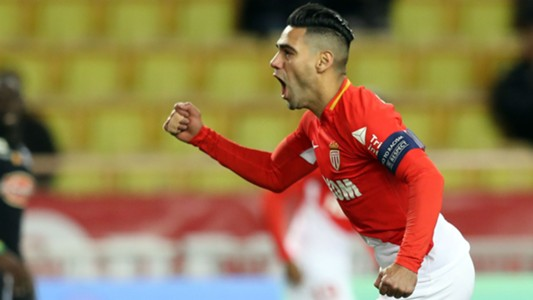 Radamel Falcao Monaco Angers Ligue 1 02122017