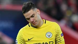 Ederson Liverpool Man City 04042018 Champions League QF